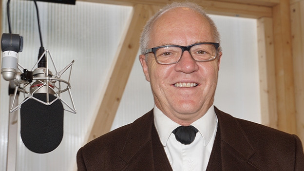 Interview mit Komponist Peter Künzi