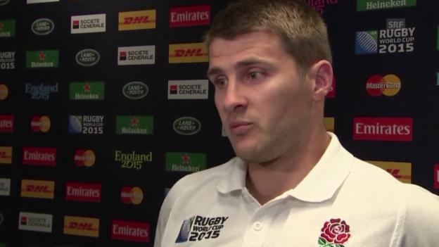 Video «Rugby: Interview mit Wigglesworth» abspielen