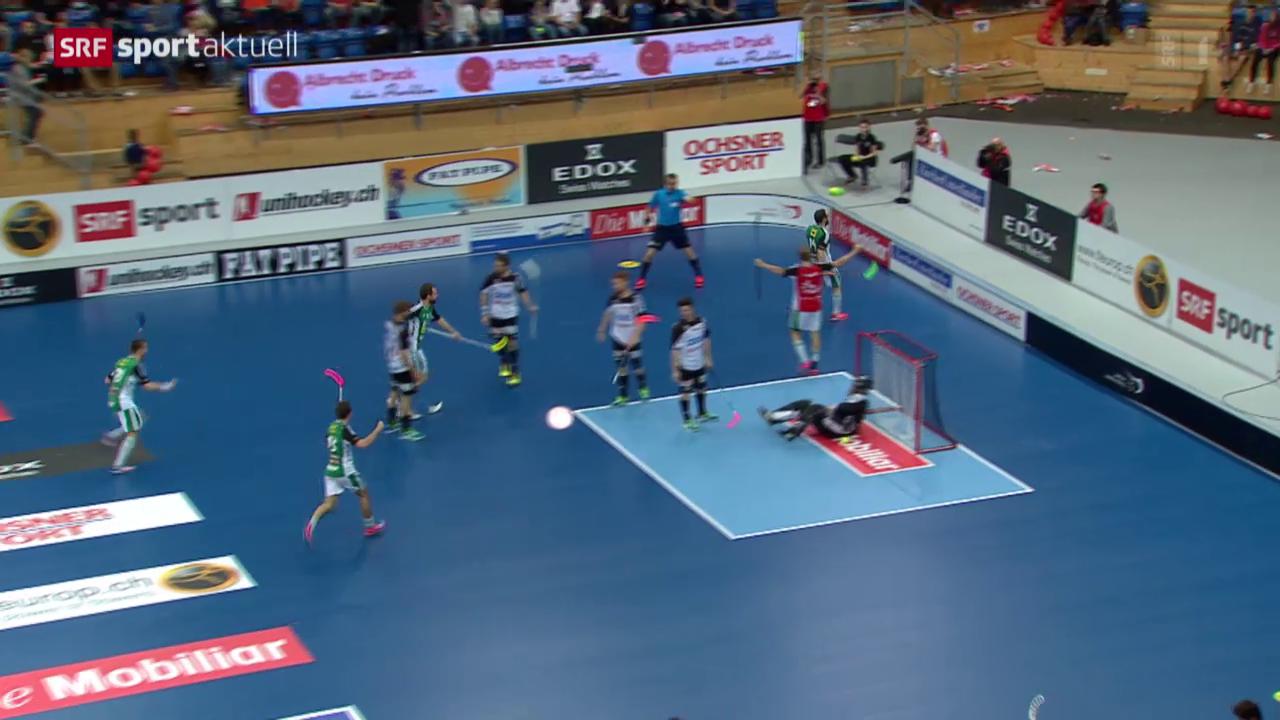 Unihockey: Die Superfinals in Kloten