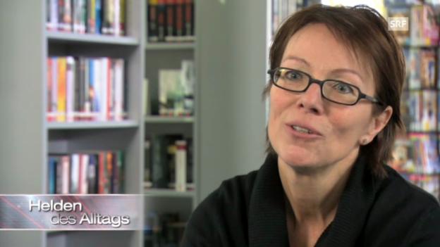 Video «Monika Langmesser (52) aus Schönenbuch BL» abspielen