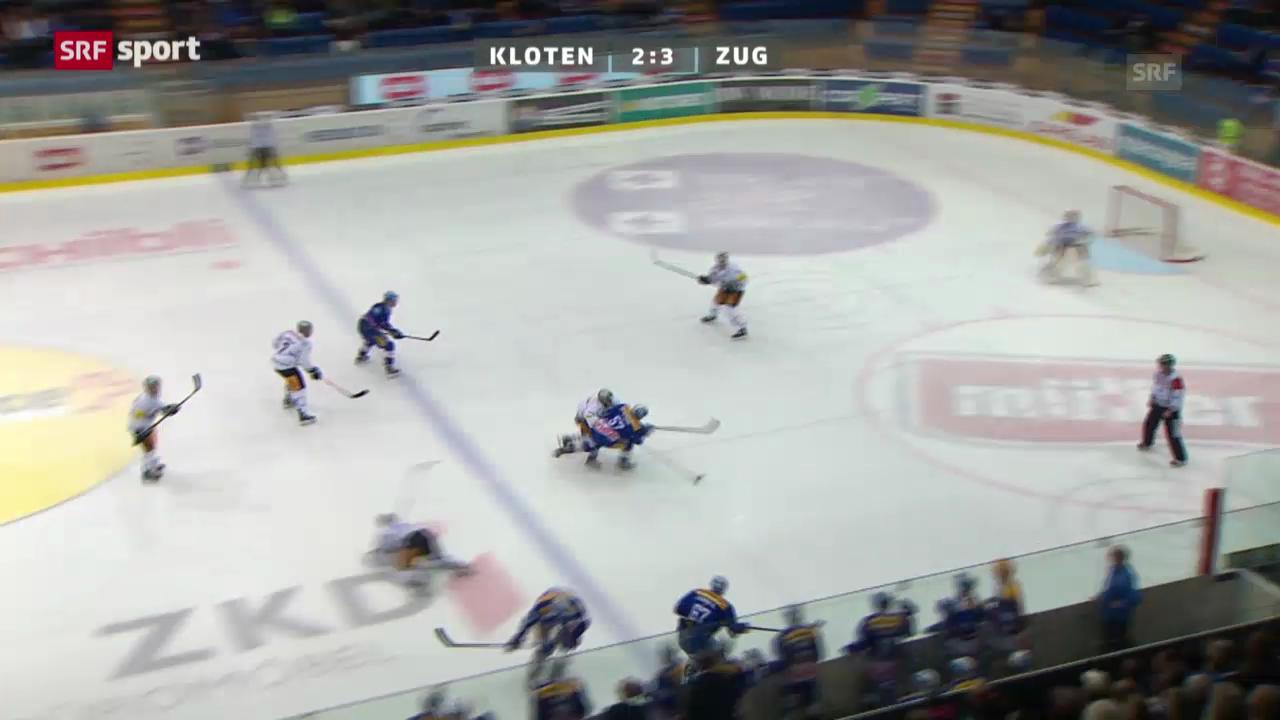 NLA: Kloten - Zug