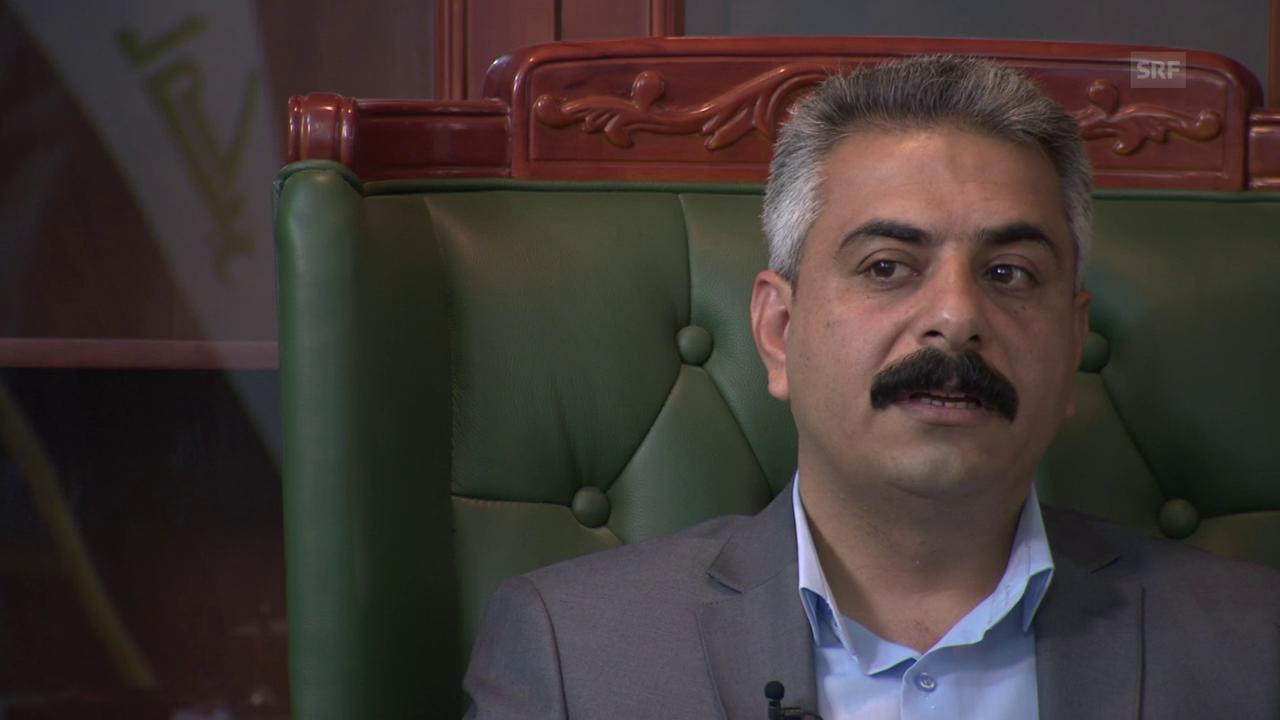 Sunnit Mustafa al-Kohle: «Wir alle wurden ausgeschlossen»