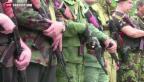Video «Brüchige Waffenruhe in der Ukraine» abspielen