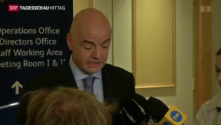 Video «Sepp Blatter im Visier» abspielen