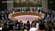 Video «Russland blockiert MH17-Aufklärung» abspielen