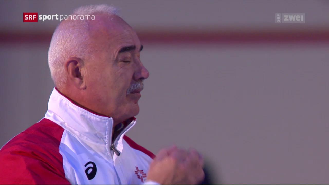 Nach 9 Jahren voller Erfolge: Zoltan Jordanov nimmt Abschied