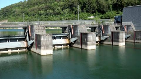 Die Nutzung der Wasserkraft