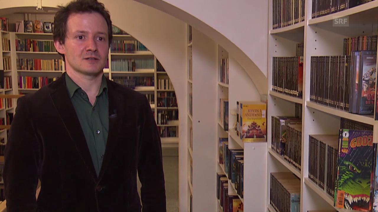Interview mit Filmwissenschaftler Simon Spiegel