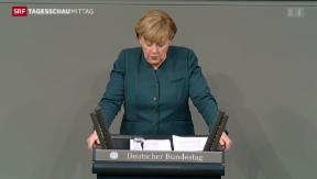 Video «Deutschlands Verantwortung in Europa» abspielen
