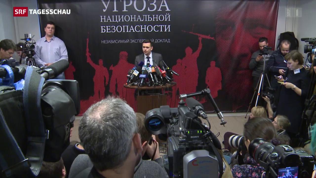 Mord an Nemzow – Strippenzieher noch frei?