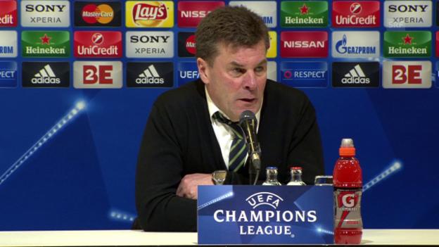 Video «VfL-Trainer Dieter Hecking: «Da muss Julian Draxler noch zulegen»» abspielen