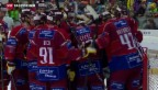 Video «Spengler Cup: Genf im Halbfinal» abspielen