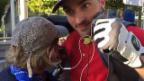 Video ««Ready, Steady, Golf!»: Kuschelinterview mit Anic & Julian» abspielen