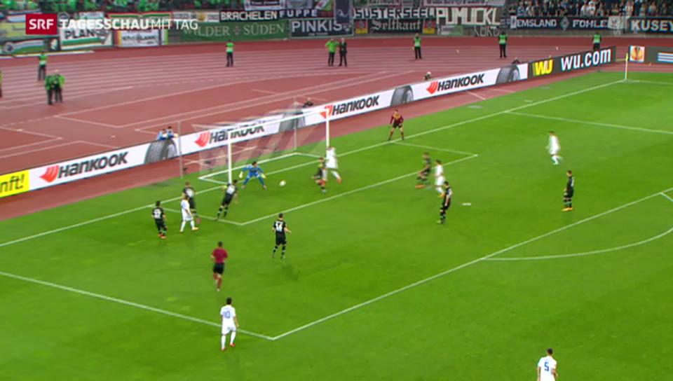FCZ holt ersten Punkt in der Europa League