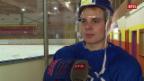 Laschar ir video «Auston Matthews in dils stars futur da hockey?»