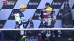 Video «Motorrad: Moto2-GP Spanien in Jerez» abspielen