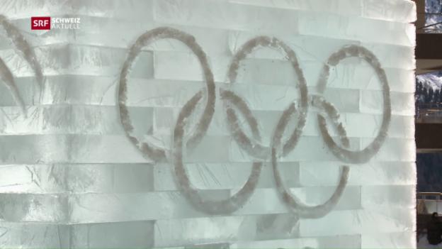 Video «Mit Vollgas Richtung Olympia» abspielen