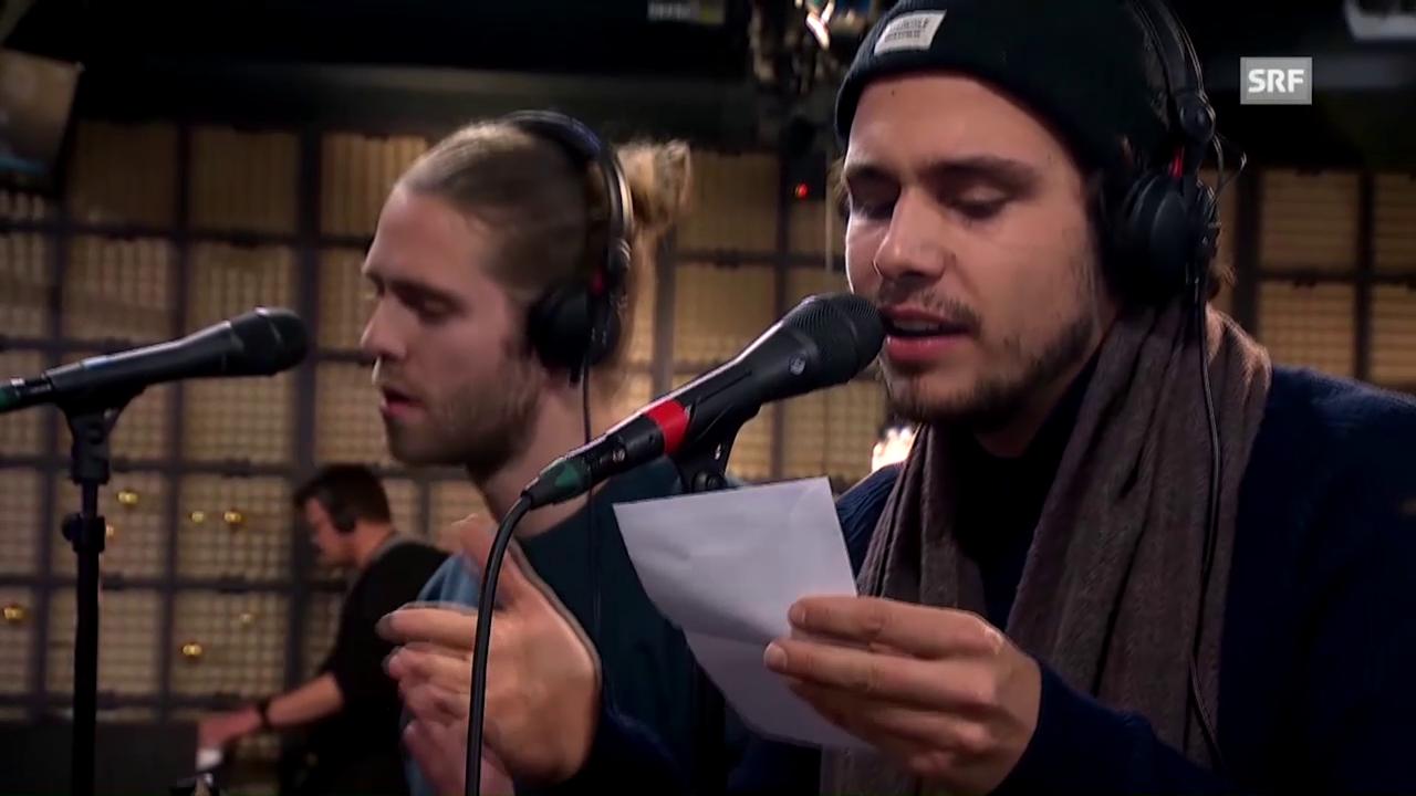Lo & Leduc und Pablo Nouvelle mit «Ice»