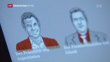Video «Erste Ermittlungen eingeleitet wegen «Panama Papers»» abspielen