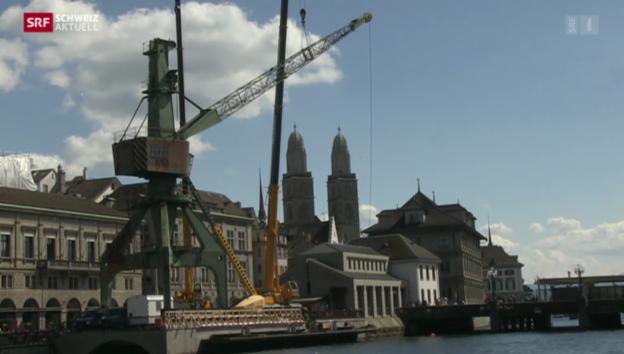 Video «Warum kein Basler Kran für Zürich?» abspielen