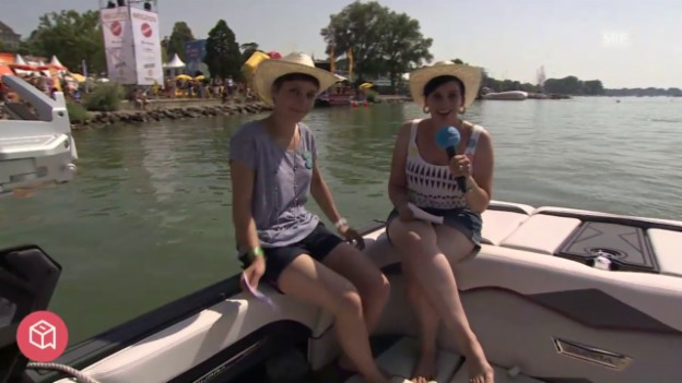 Video «politbox on tour #4: «Wake'n'Jam» in Murten» abspielen