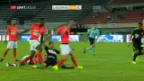 Video «GC kann auch in Lausanne nicht gewinnen» abspielen