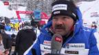 Video «Eine Einschätzung des Schweizer Cheftrainers Tom Stauffer» abspielen