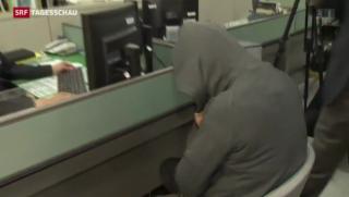 Video «Haftbefehl gegen Kapitän» abspielen