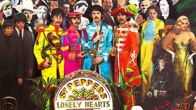 Sergeant Pepper's Musikrevolution