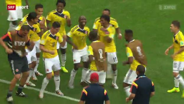 Video «Vorschau Kolumbien - Uruguay» abspielen