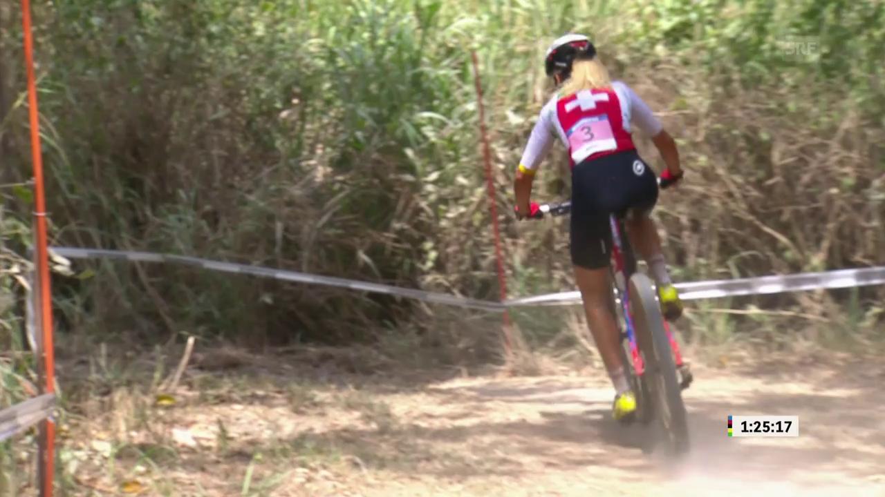 Jolanda Neff triumphiert in Cairns