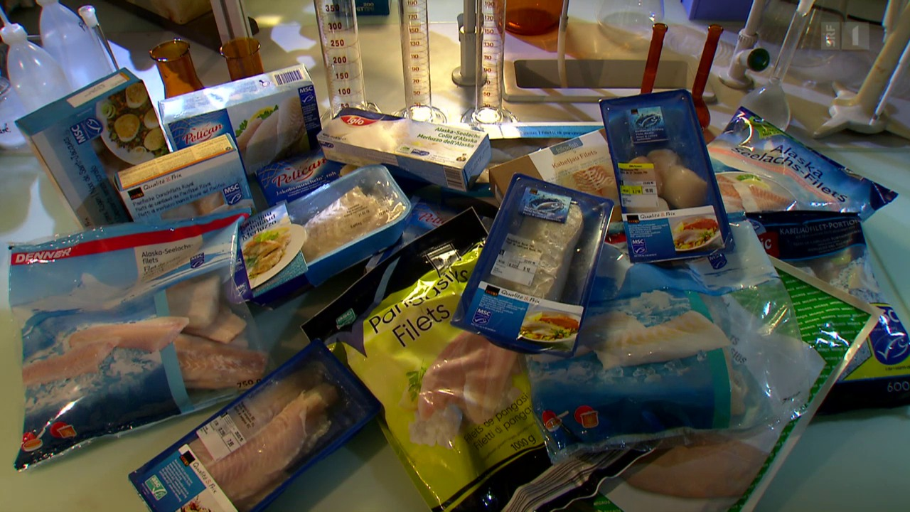 Aufgepumpte Fischfilets: Konsumenten zahlen für Wasser