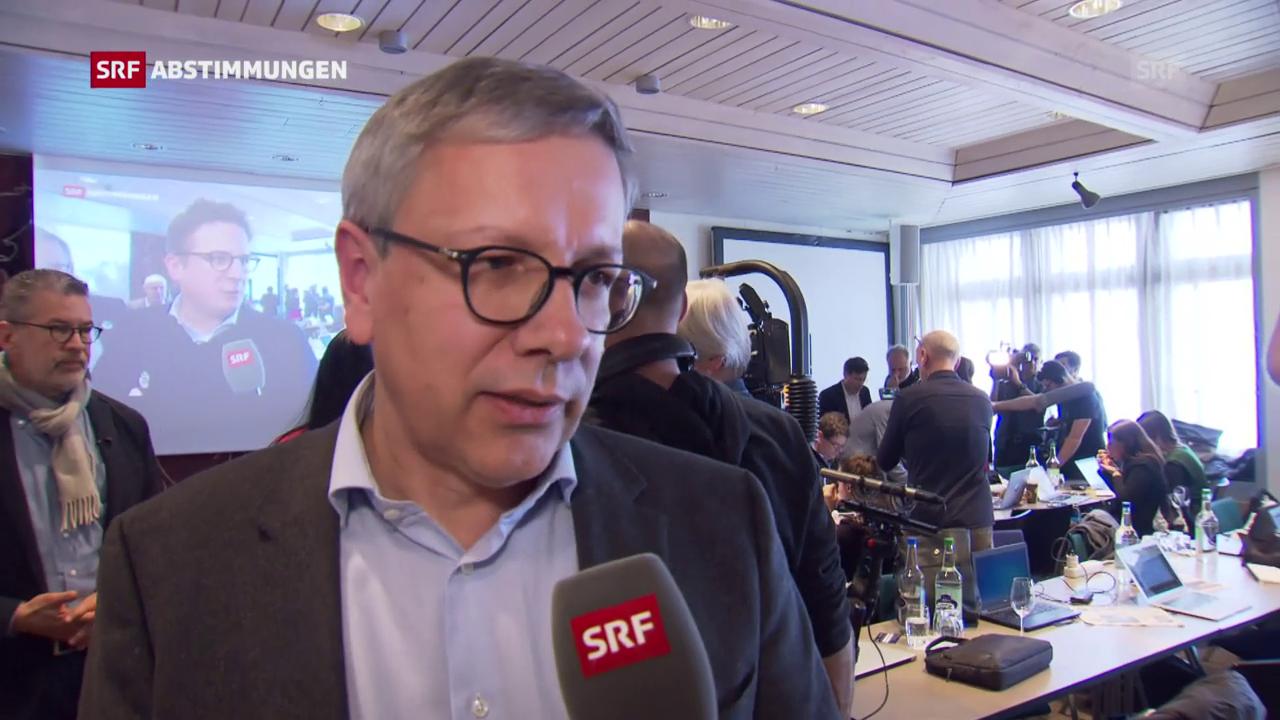 André Moesch, Präsident Telesuisse: «Es ist um die Existenz der Regionalfernseher gegangen»