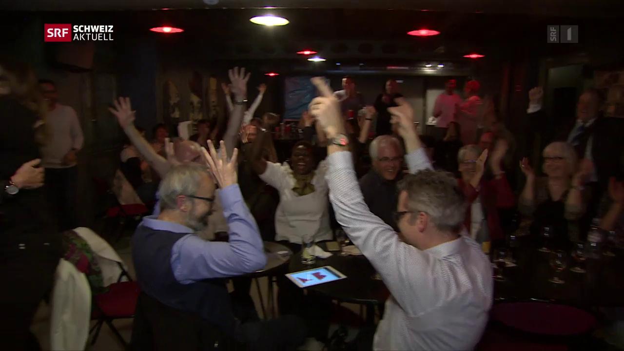 Freude bei der BDP trotz Sitzverlust