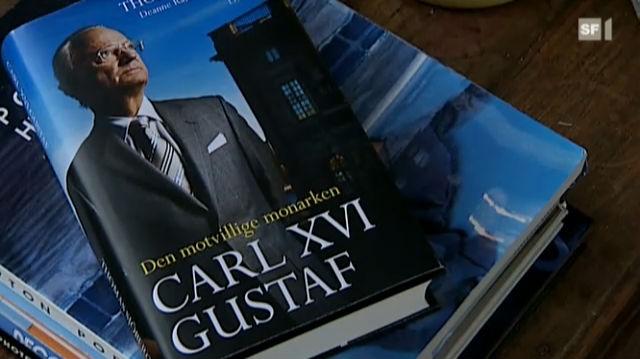 König Carl Gustaf im Stripclub?