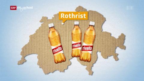 Swiss Made: Rivella Softdrink (2/5)
