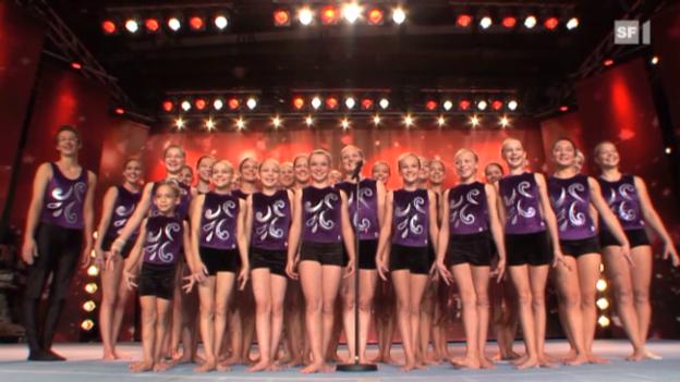 Video «Die grössten Schweizer Talente vom 4. Februar 2012» abspielen