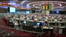 Video «UBS mit deutlich weniger Gewinn» abspielen