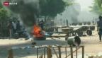 Video «Burkina Faso: Armee übernimmt Macht» abspielen