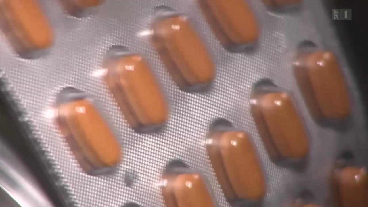 Paracetamol für die Tropenreise