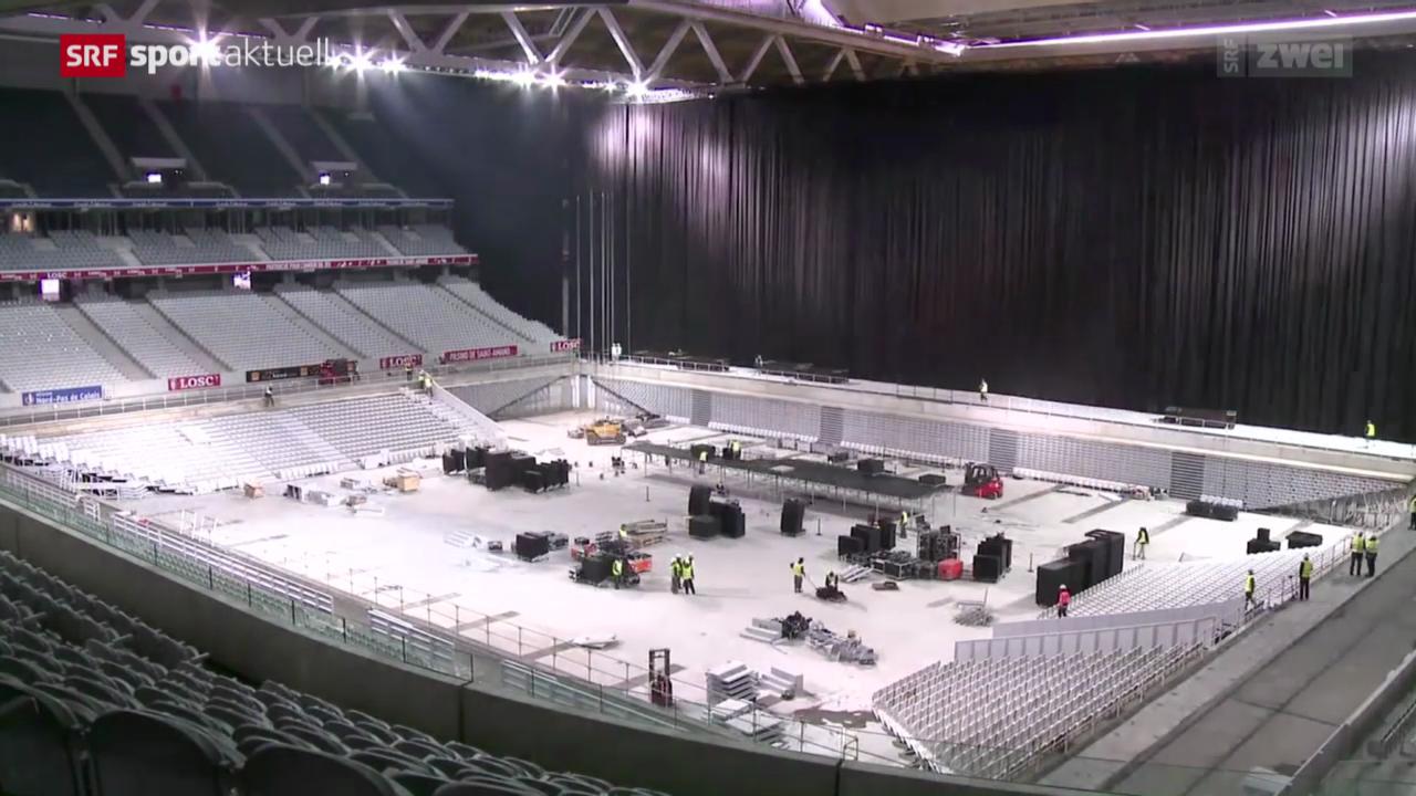 Tennis: Das Stade Pierre-Mauroy