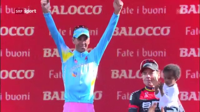 Nibali gewinnt Giro 2013