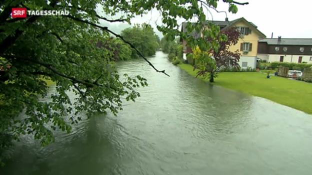 Video «Hochwassergefahr» abspielen