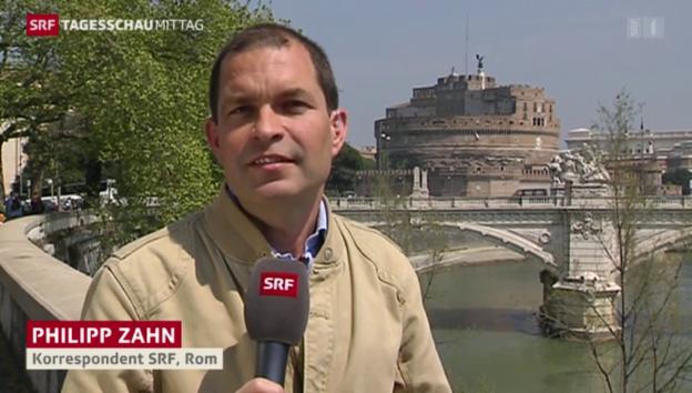 Video «Philipp Zahn zu den Gründen für den Exodus» abspielen