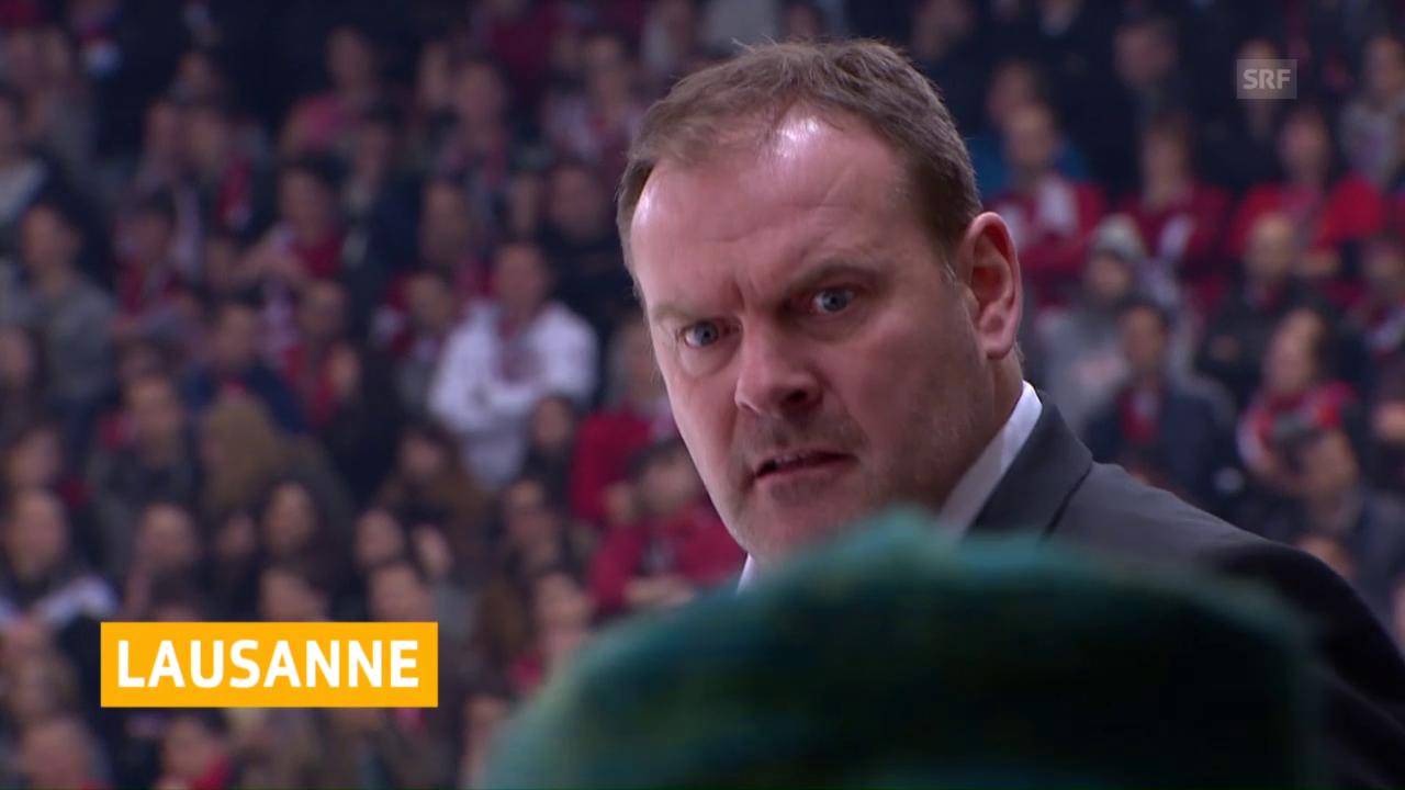 Ehlers nicht mehr Lausanne-Coach