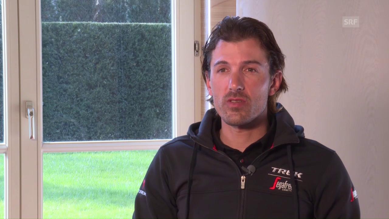 Cancellara äussert sich zur Ausgangslage vor seinem letzten Paris-Roubaix-Rennen