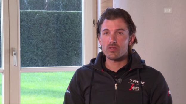 Video «Cancellara äussert sich zur Ausgangslage vor seinem letzten Paris-Roubaix-Rennen» abspielen