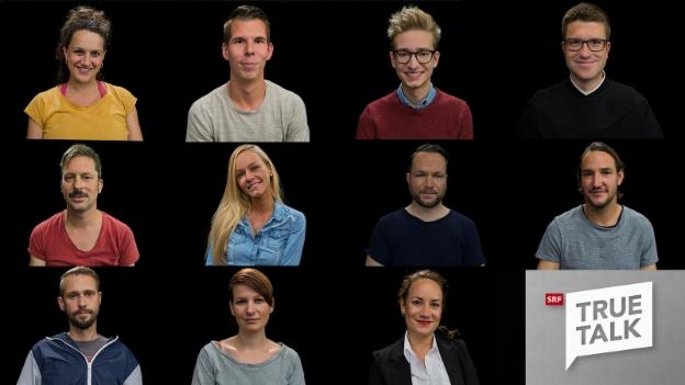Video «Versprecher, Verspucker, Verhaspler» abspielen