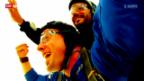 Video «Schwingen: Philipp Laimbacher beim Fallschirmspringen» abspielen
