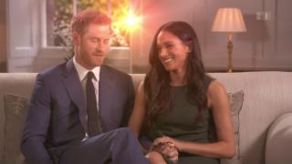 Video «Die Liebesgeschichte von Prinz Harry und Meghan Markle» abspielen